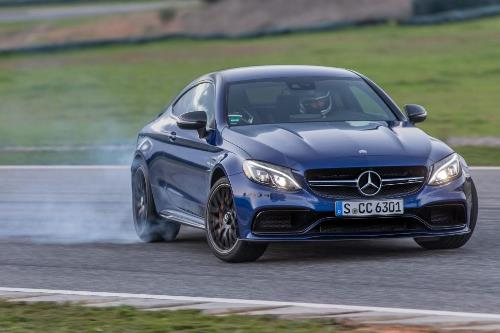 Mercedes-AMG C63 S 2