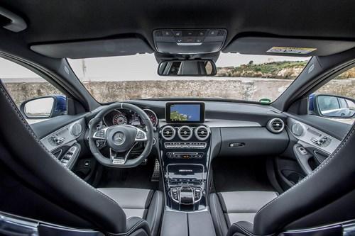 Mercedes-AMG C63 S 3