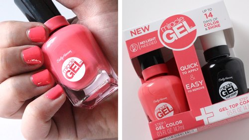 Miracle Gel by Sally Hansen 1