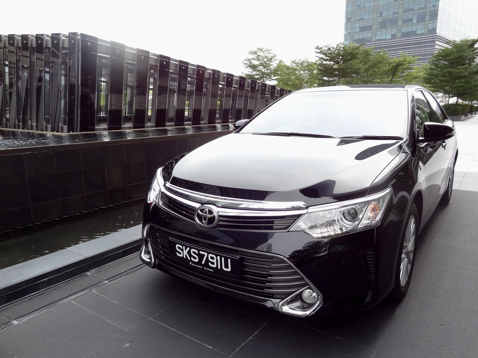 Toyota Camry - Shaun Owyeong - 1