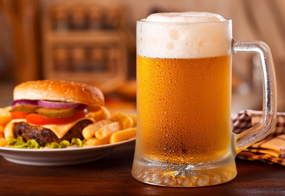best-craft-beer-burger-pairings