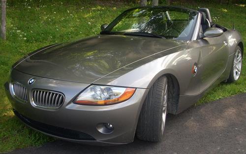 BMW Z4 2003-2005 1
