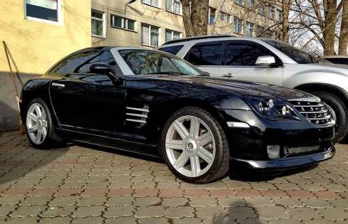 Chrysler Crossfire 2