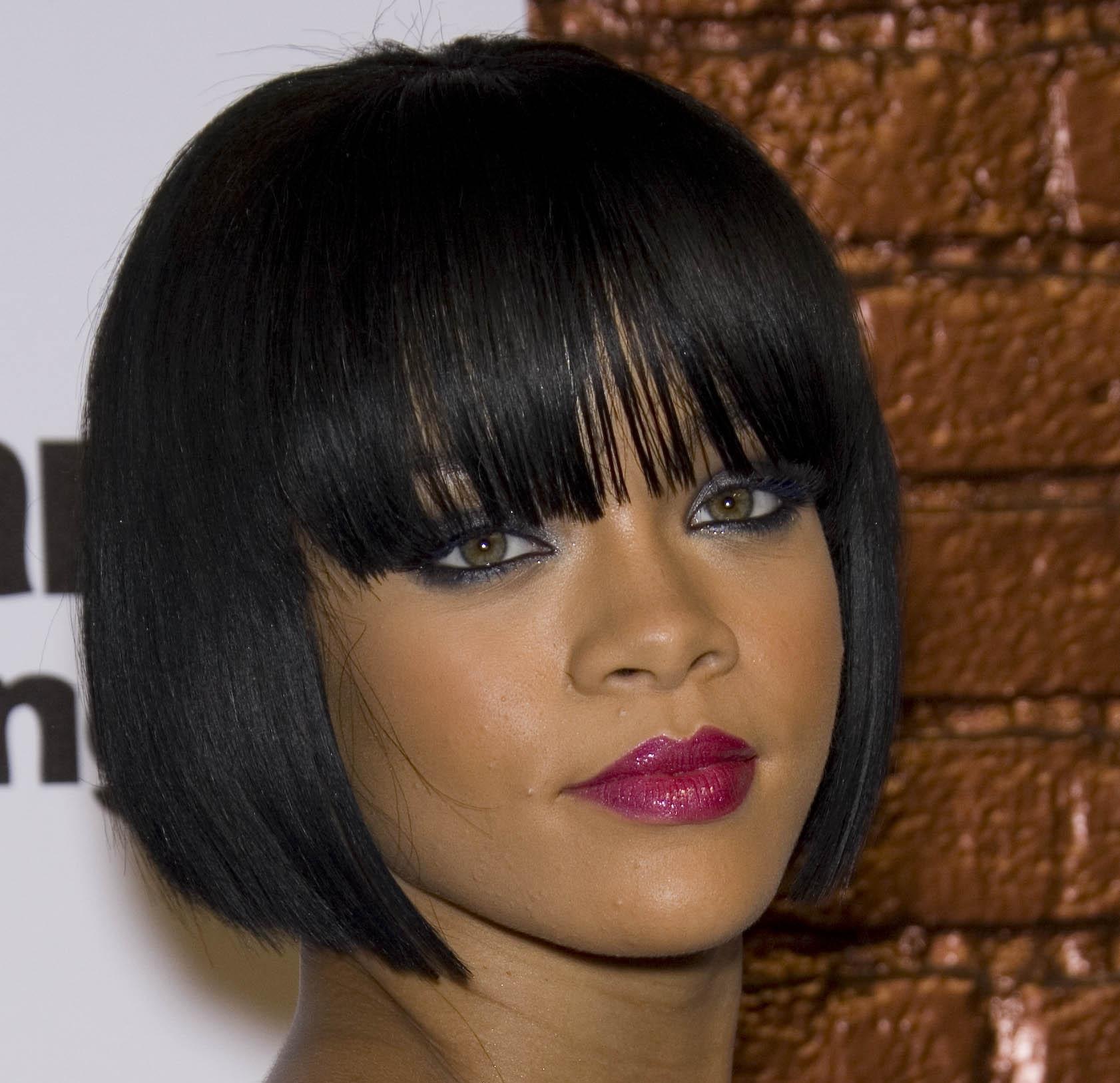 Fringe hairstyles 2