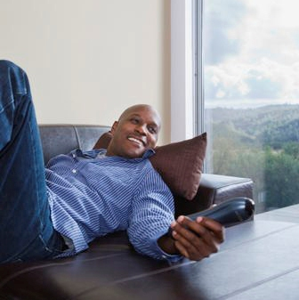 black-man-on-couch
