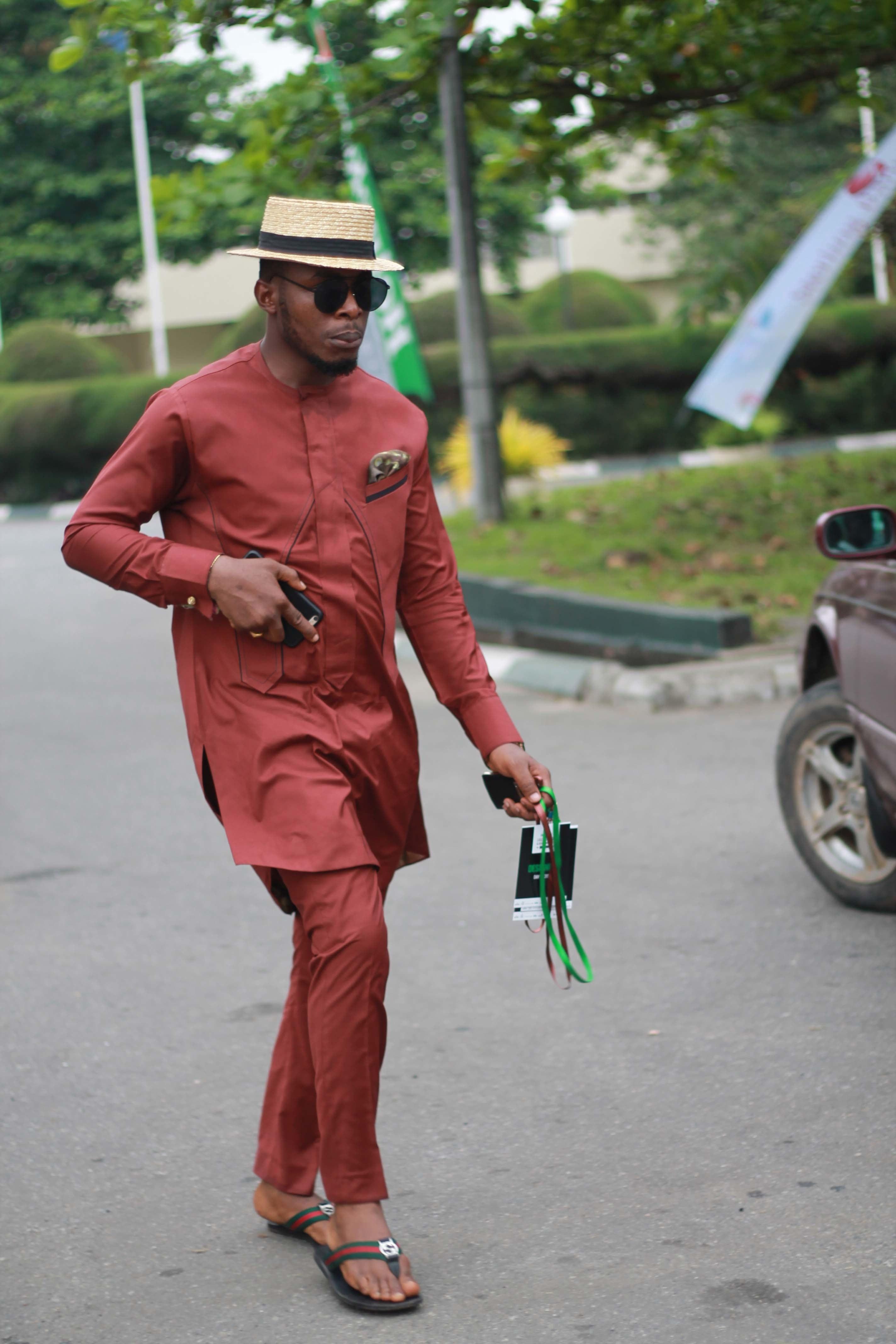 Senator suit styles