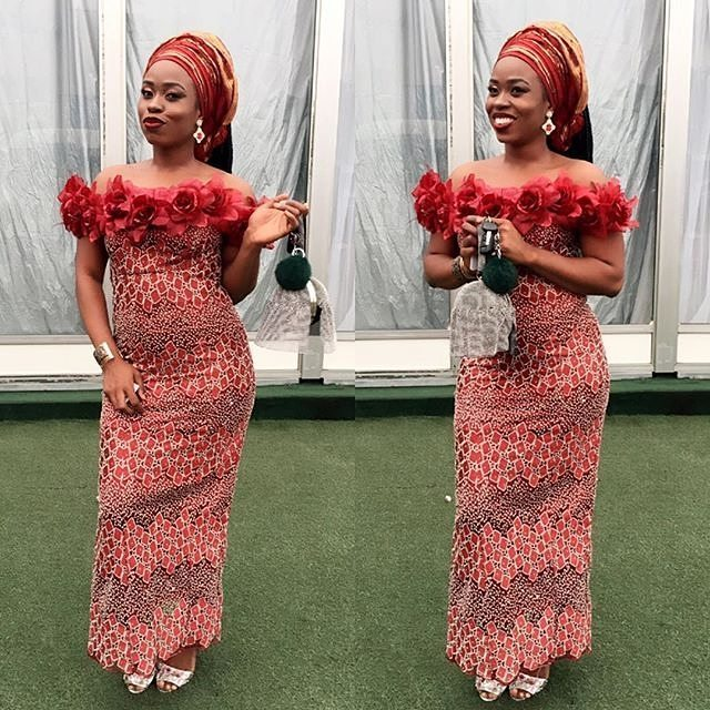 aso ebi dress styles