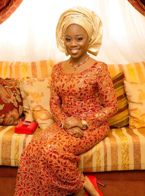 Yoruba outfit