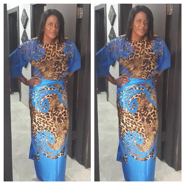 Silk iro and buba dress