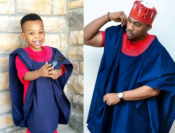 Agbada family style