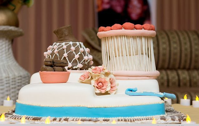 Nigerian cake designs