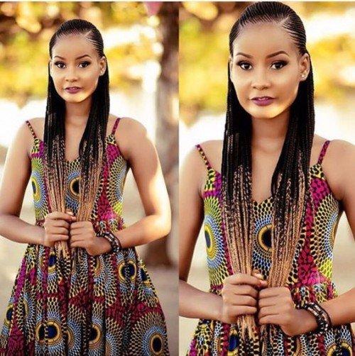 ghana ombre braids