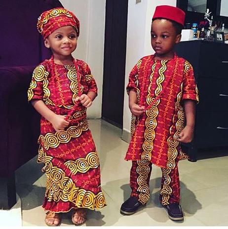 baby boy ankara styles
