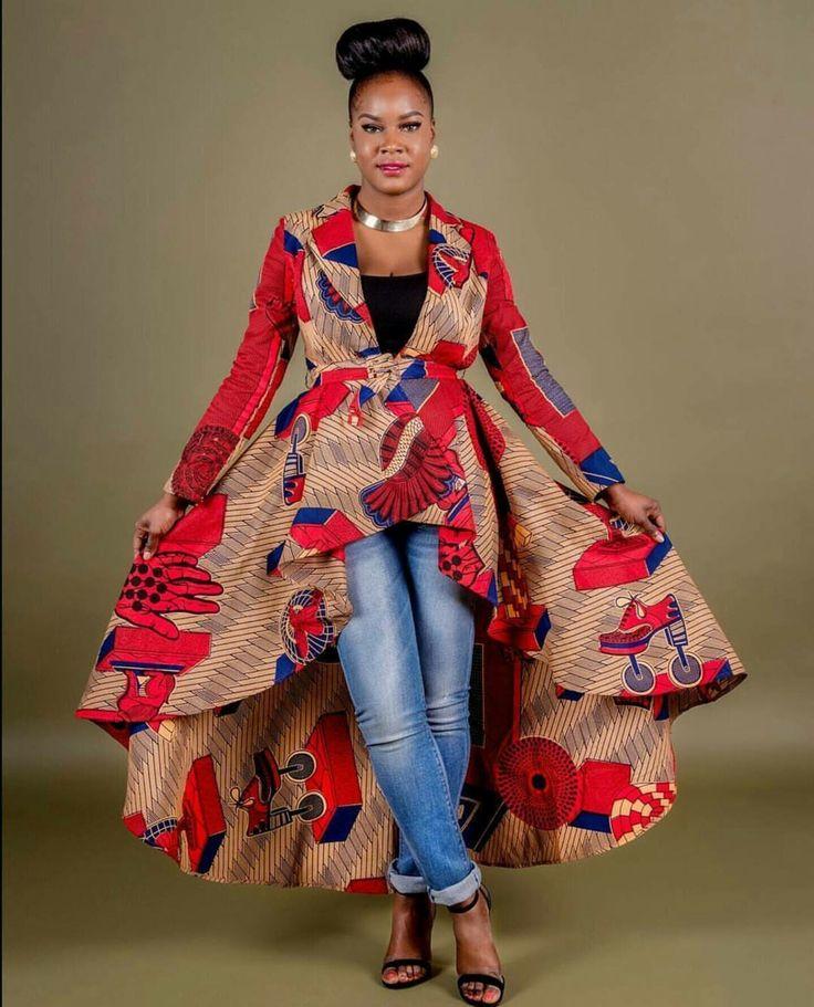 Full-coverage kimono