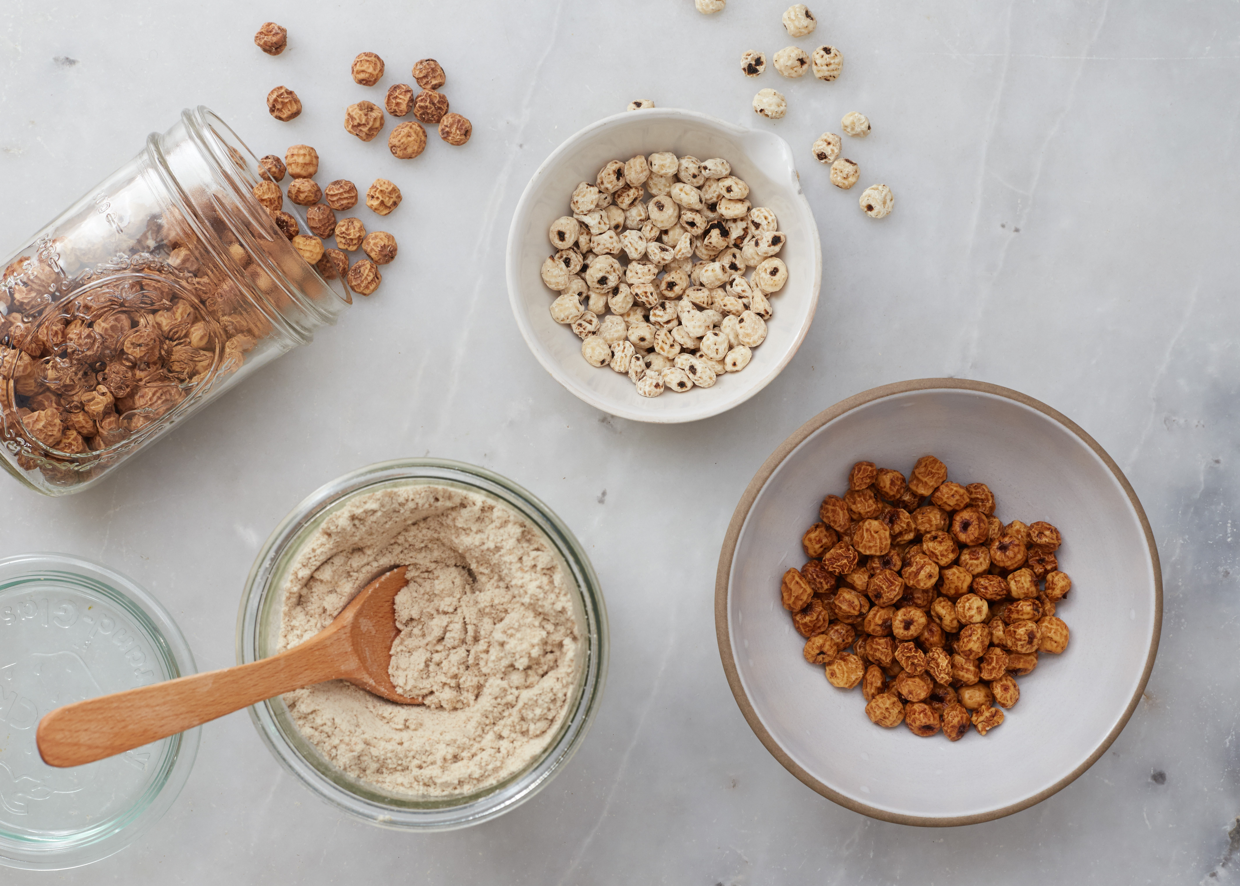 how to make tiger nut milk at home