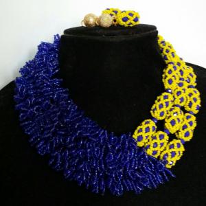 Nigerian beads designs