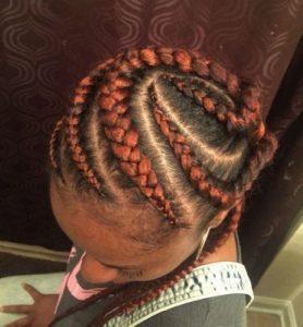 Spiral Braids