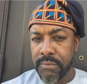 Yoruba cap