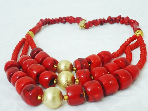 how to make Nigerian beads