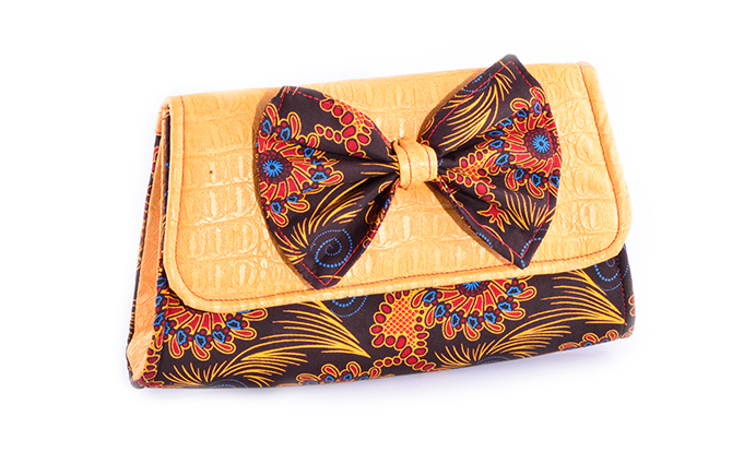 Ankara clutch bag designs