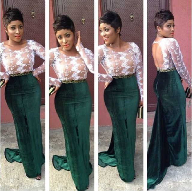 latest lace styles