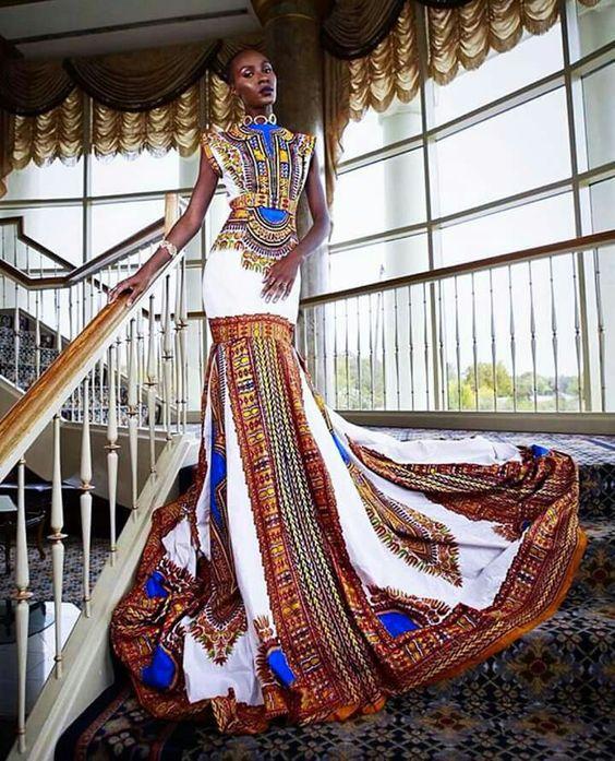 dashiki dress