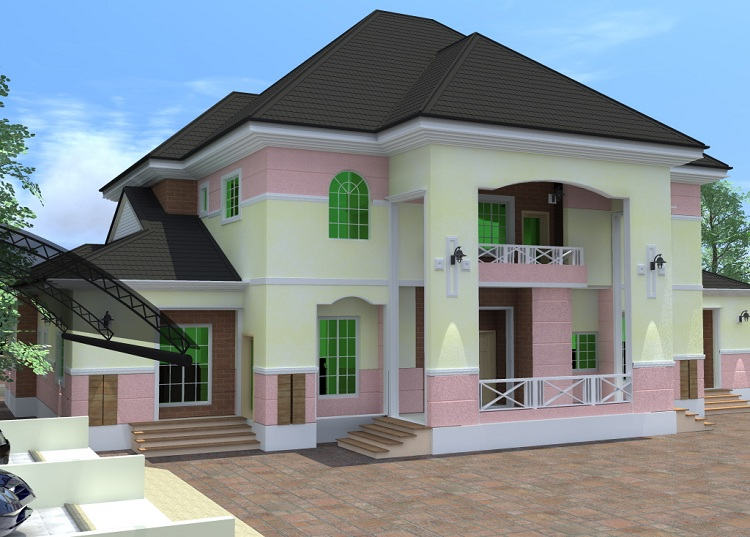 Top 5 Beautiful House Designs In Nigeria | Jiji.ng Blog