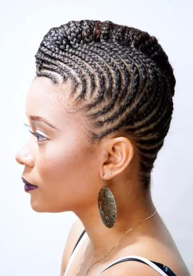 Top 9 Awesome Hairstyles For Nigerian Women 2017 2018 Jiji