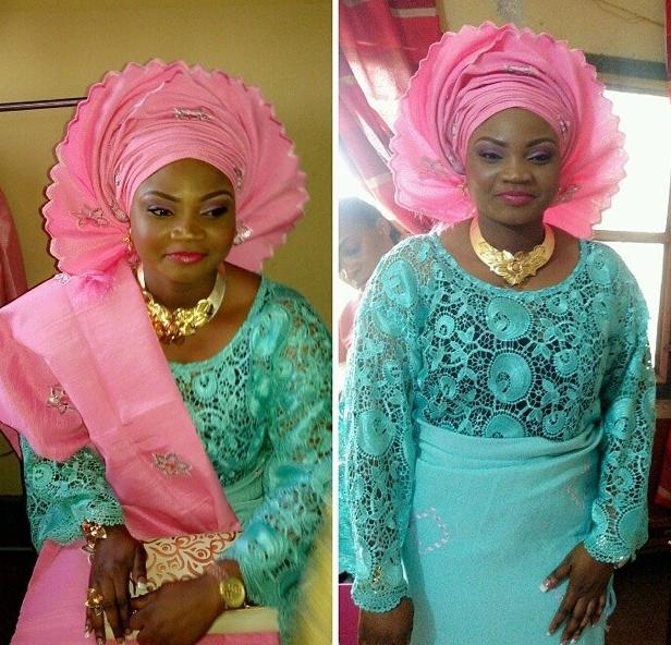 Nigerian lace styles 2017