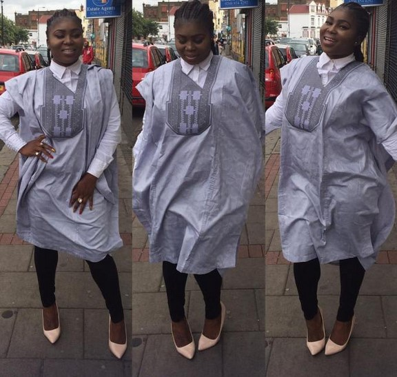 agbada outfit