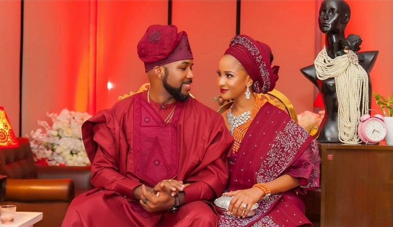 Banky W wedding