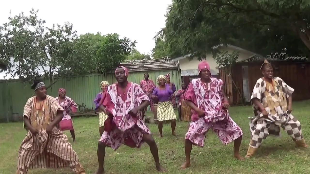nigerian traditional dance