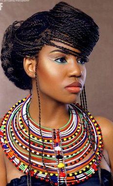 fulani hair style