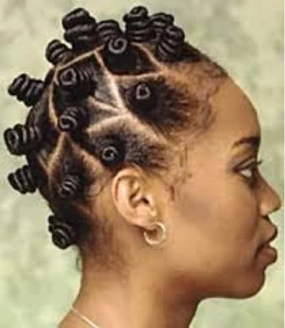 Calabar hairstyle