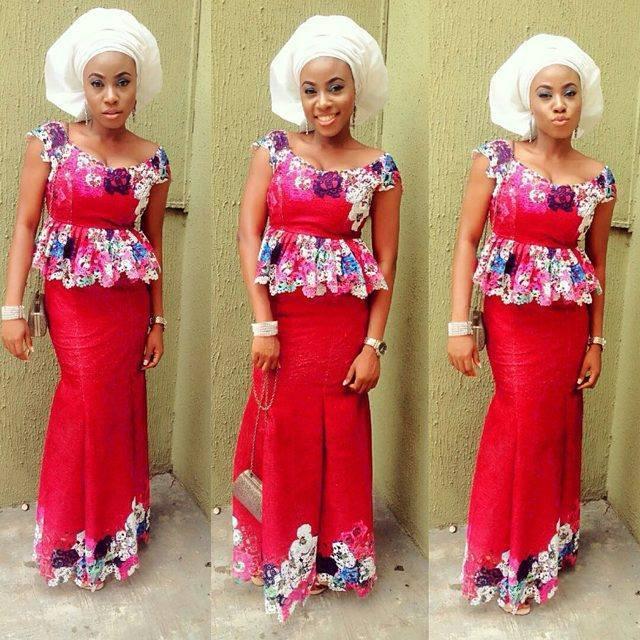 nigerian blouses