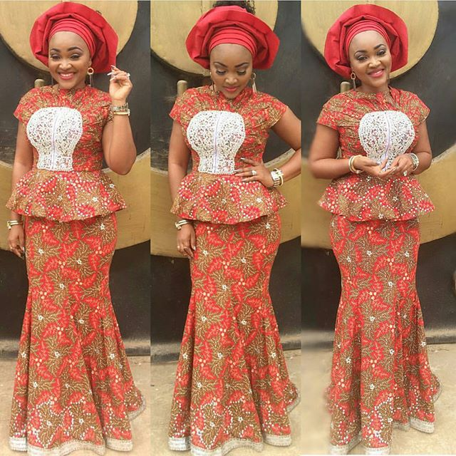 igbo traditional wears