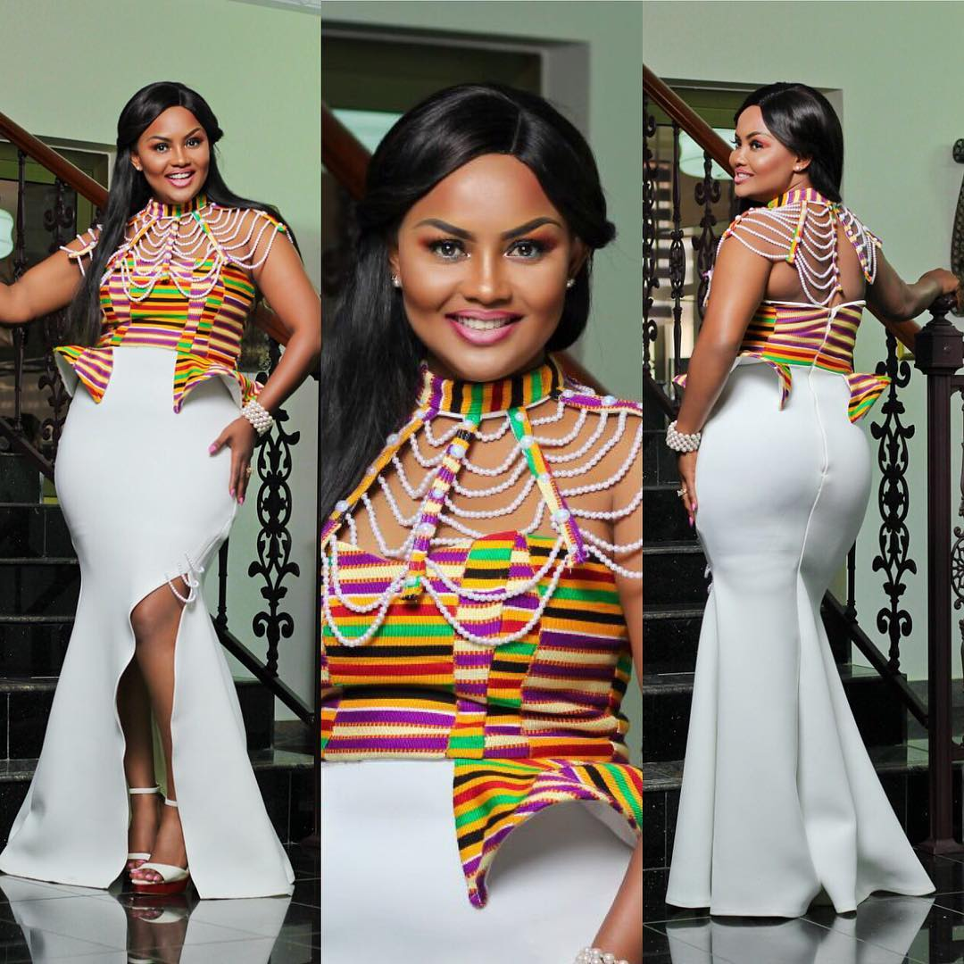 Kente styles for occasions