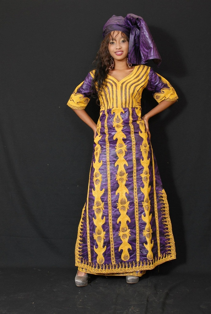 Senegalese embroidery designs