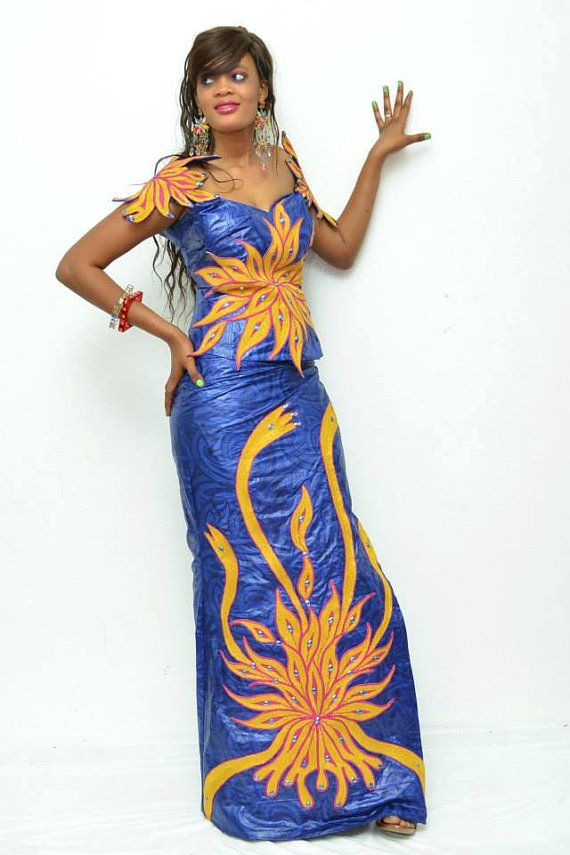 Senegalese embroidery