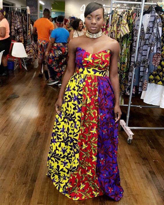 dress Senegalese