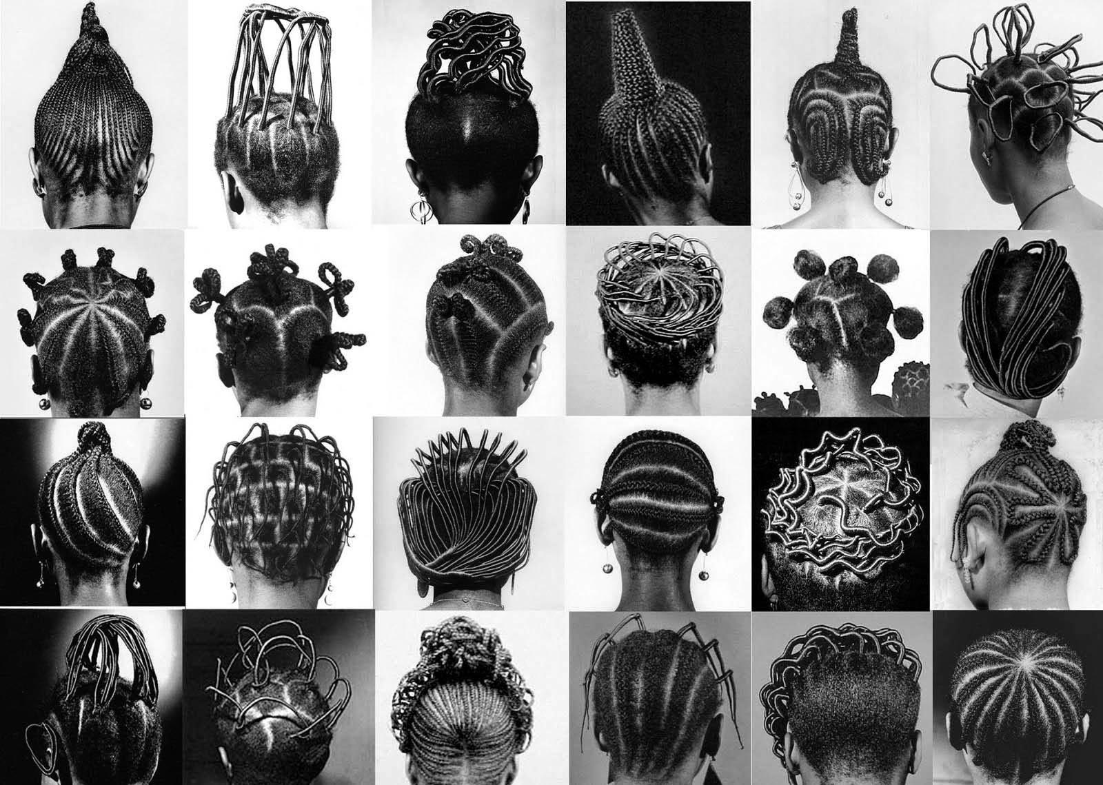 Yoruba hairstyles