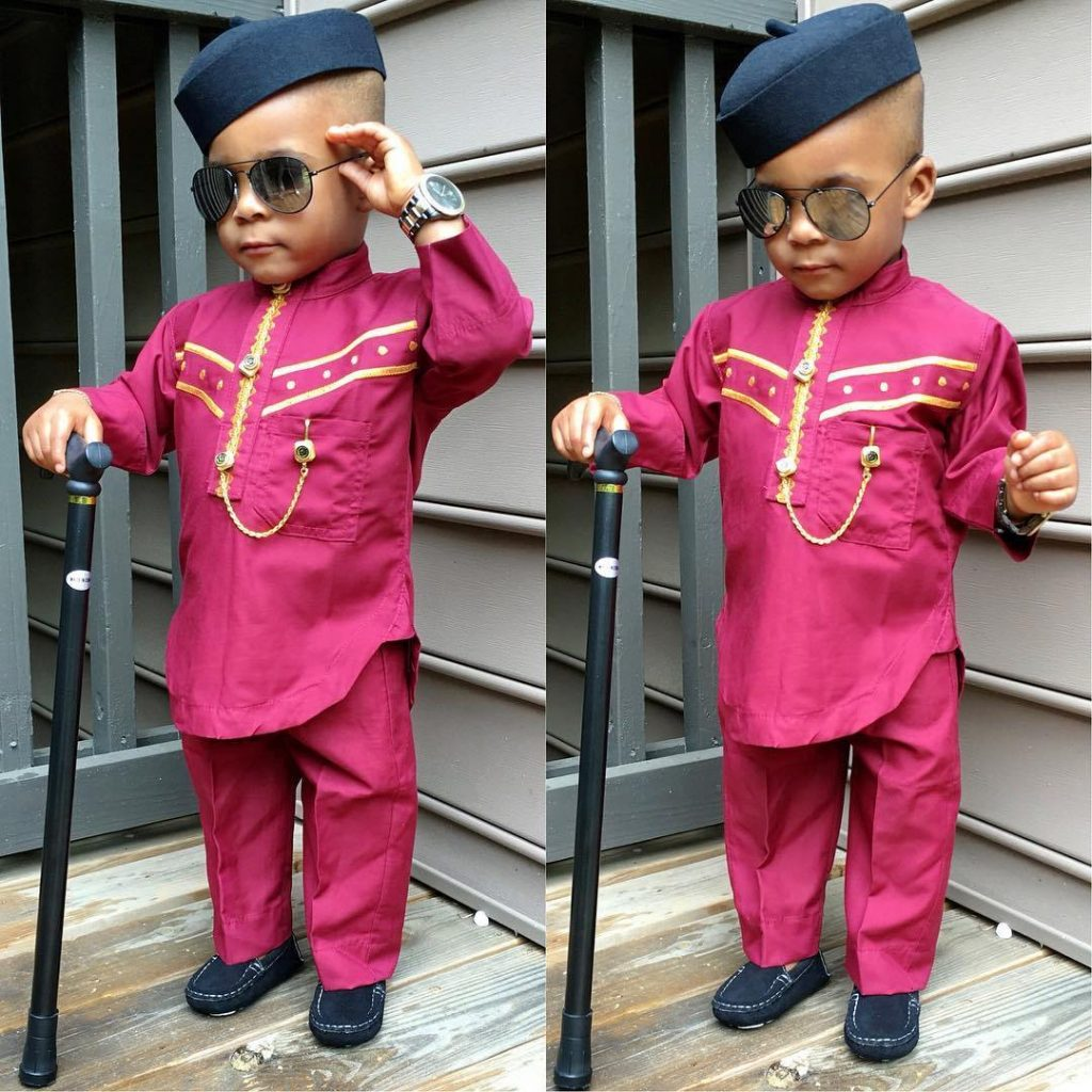 Igbo traditional attire for men