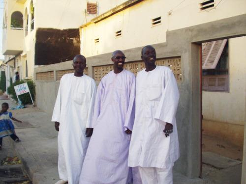 Senegalese kaftan
