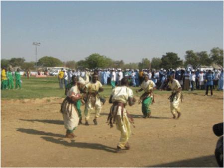 Koroso dance