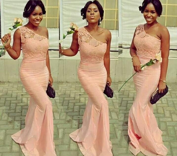 Nigerian chief bridesmaid dresses