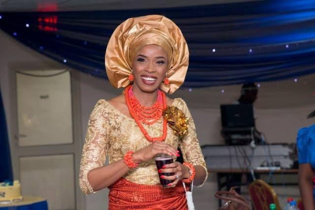 igbo blouse styles