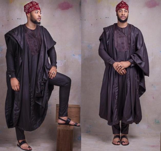 Men's Hausa styles