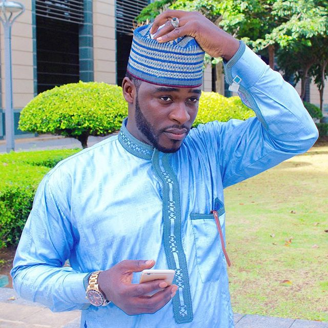 Hausa styles for men