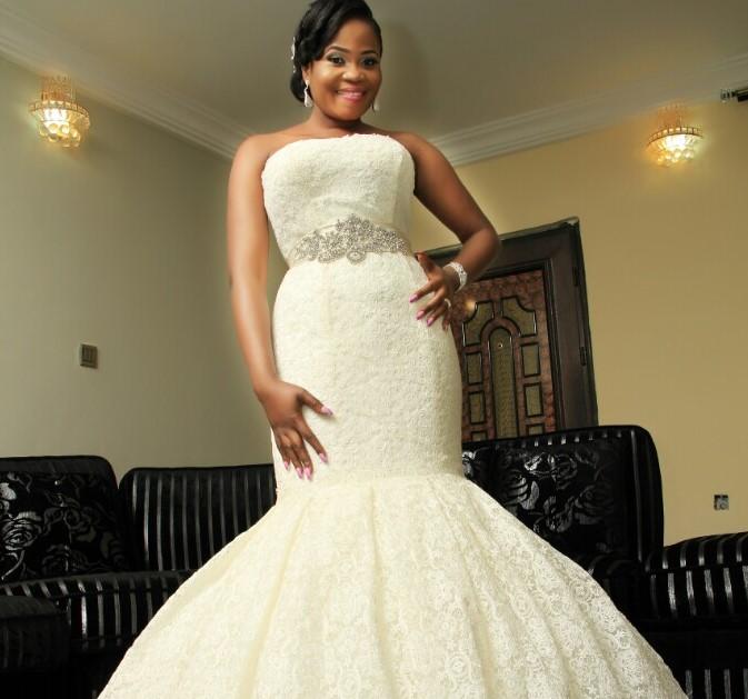 Nigerian wedding gowns 2017