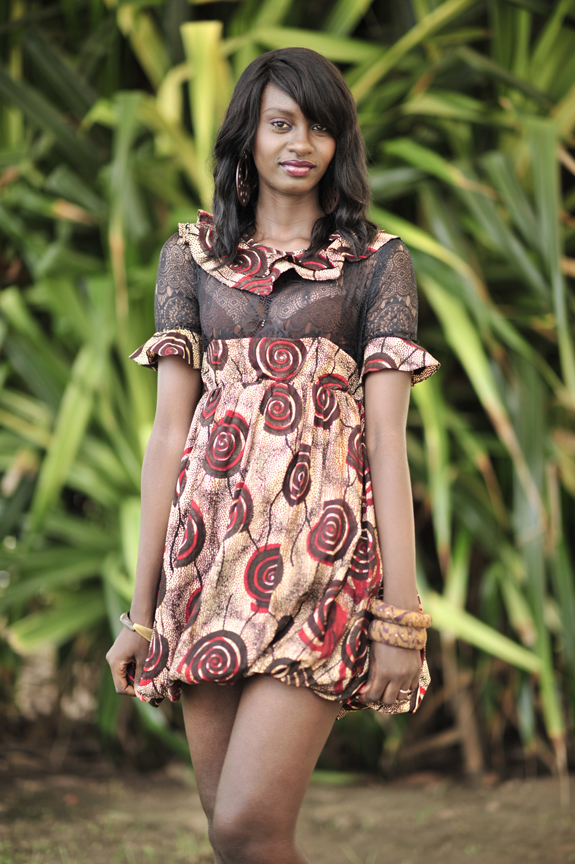 Senegalese modern fashion